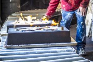 10 Trefoil Steel